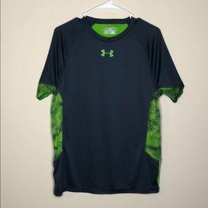 Men's Under Armour heatgear T-shirt Size M